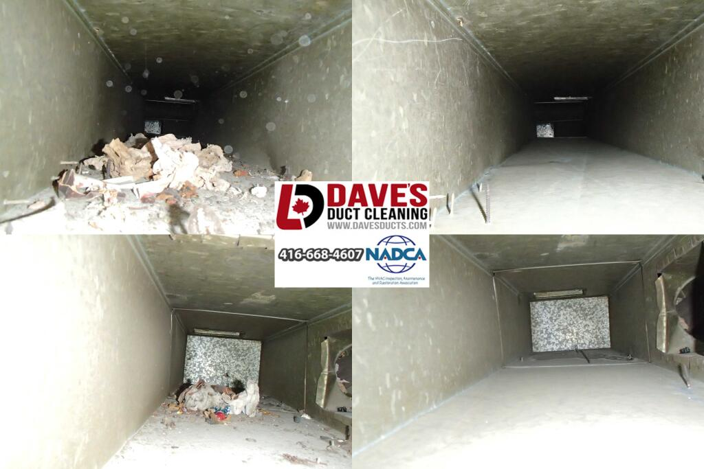 Photos Before Amp After Davesducts Duct Cleaning